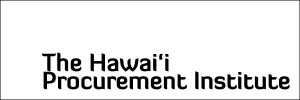Hawaii Procurement Institute